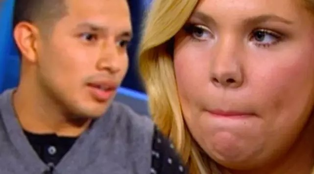 Javi and kailyn on mtv