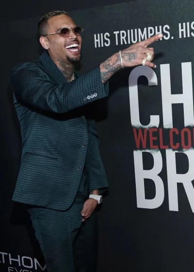 Chris Brown Points