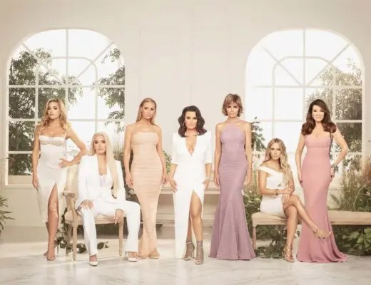 The Real Housewives of Beverly Hills Recap: Camille Grammer's House Burns Down