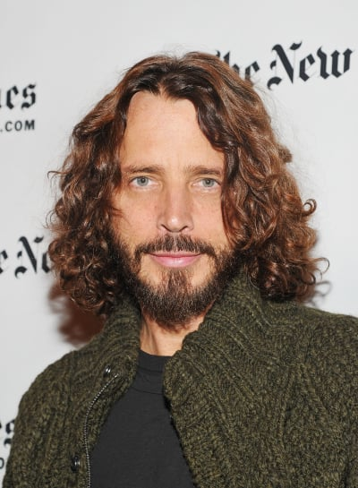 Chris Cornell Back in the Day