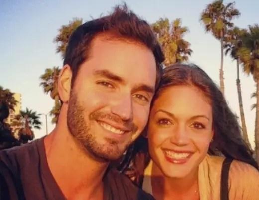 Desiree Hartsock, Chris Siegfried Together