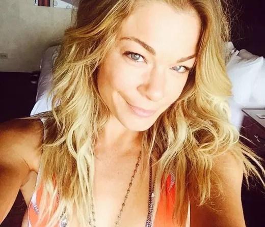 LeAnn Rimes: Instagram Bikini Selfie