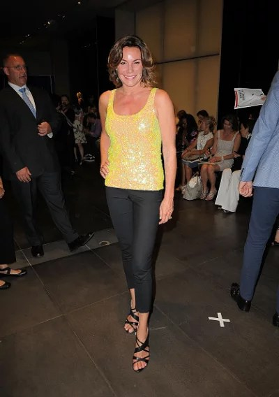 LuAnn de Lesseps Attends School of Visual Arts presents Language Of Fashion