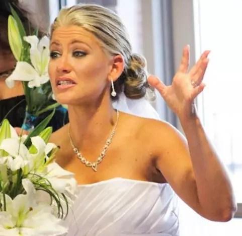 A Bridezilla