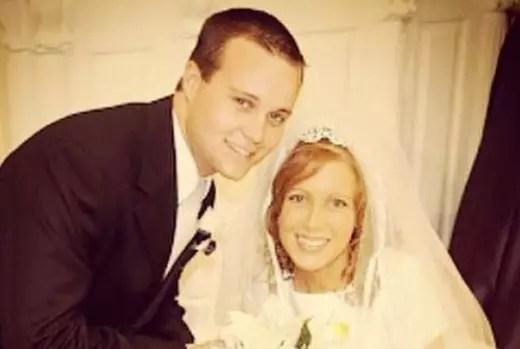 Josh Duggar Wedding Photo