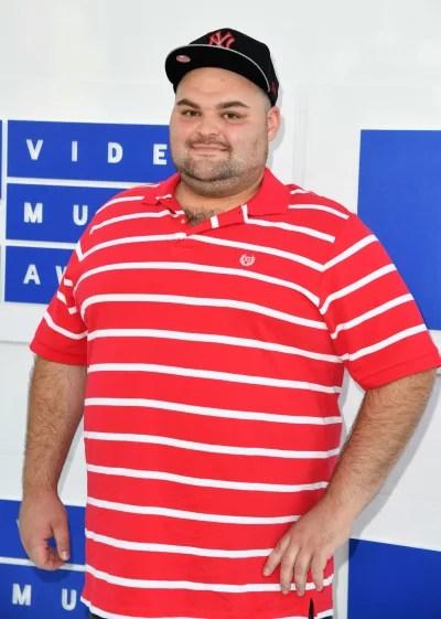 Gary Shirley 2016 VMAs
