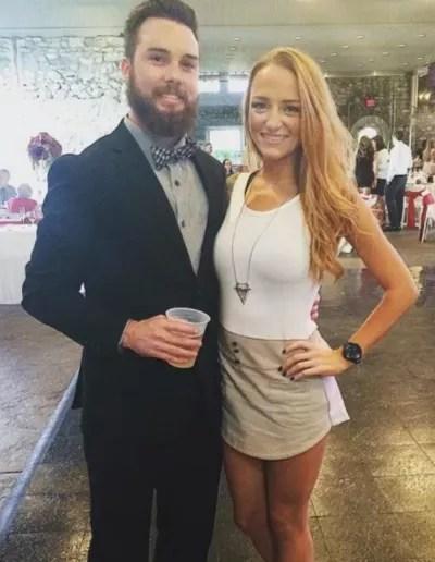 Maci and Taylor McKinney