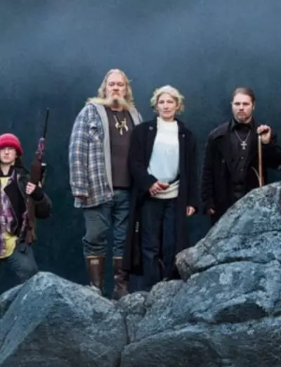 Alaskan Bush People Promo Pic