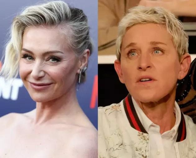 Portia De Rossi Speaks Out On Ellen DeGeneres Divorce