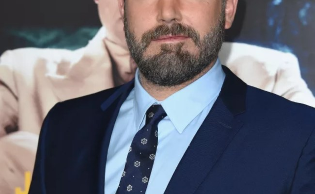 Ben Affleck Already Giving Up On Sobriety The