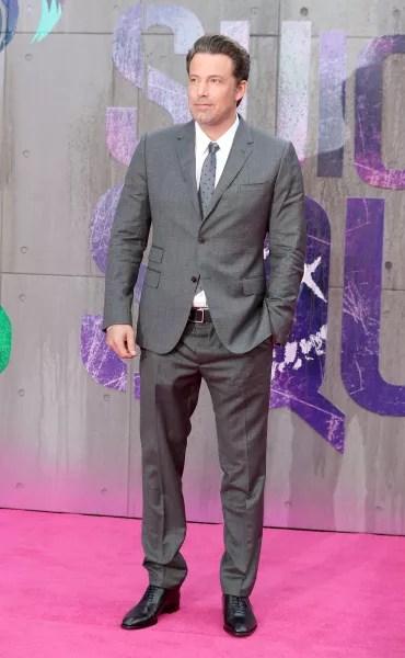 Ben Affleck: Suicide Squad Premiere Photo