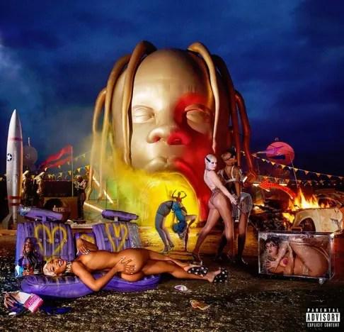 Travis Scott Astroworld Album Cover