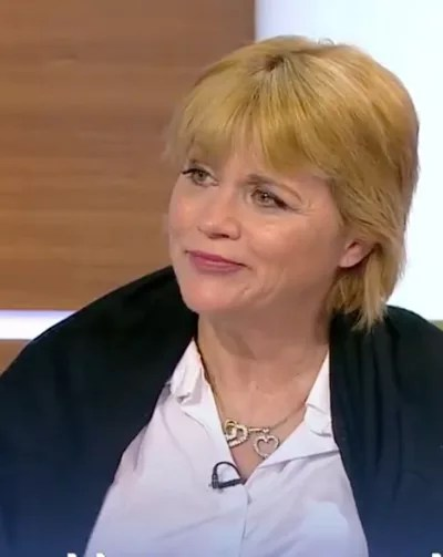 Samantha Markle on TV