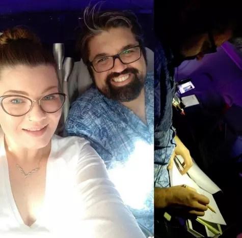 Amber Portwood and Andrew Glennon, Headed to Malibu