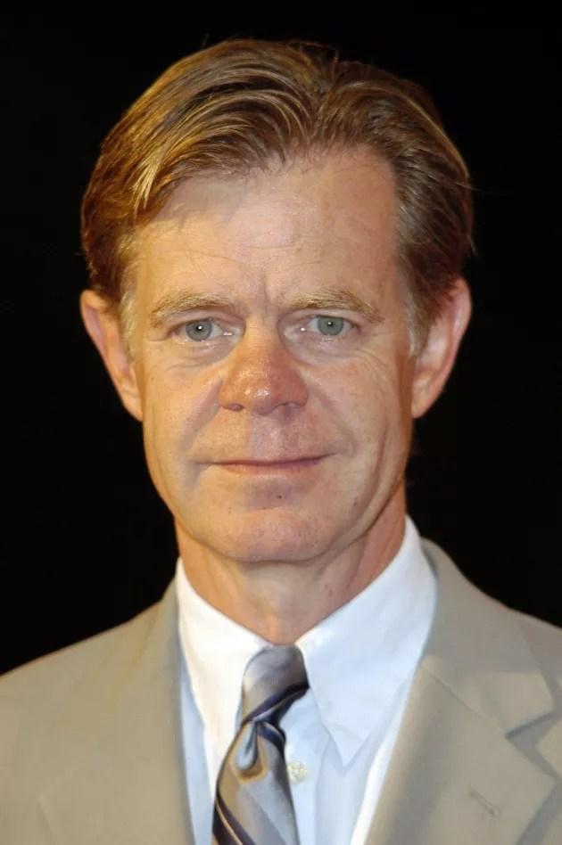 William H Macy