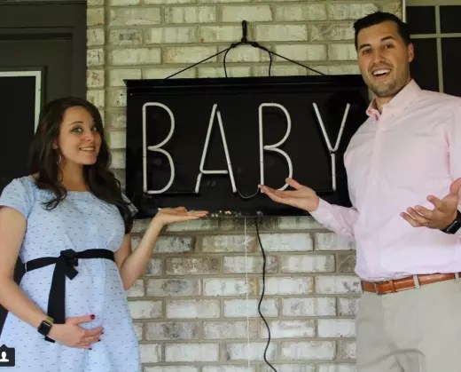 Jinger and Jeremy: Baby!