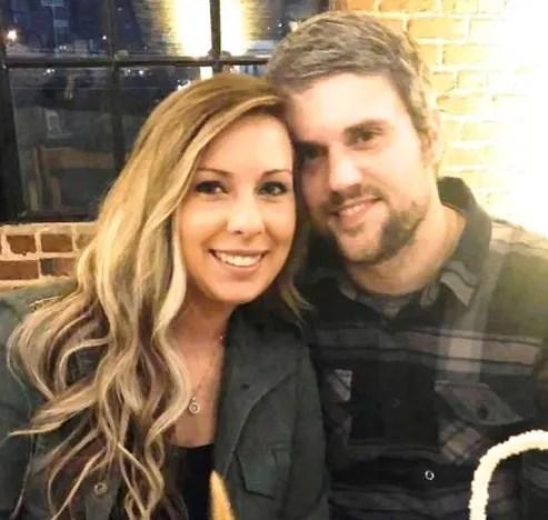 Mackenzie and Ryan Edwards together