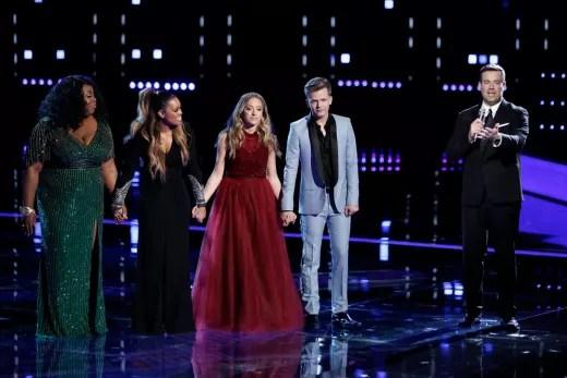 The Voice Season 14 Final Four