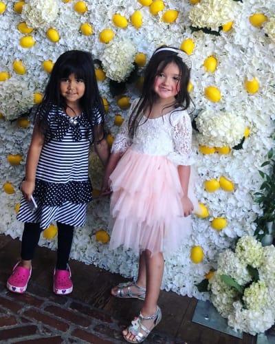 Giovanna Marie and Meilani Alexandra
