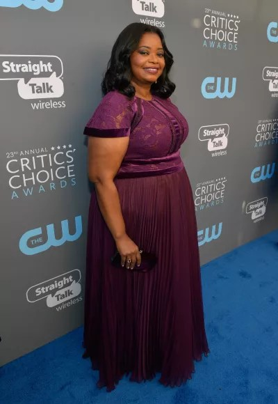 Octavia Spencer Believes in the Color Purple