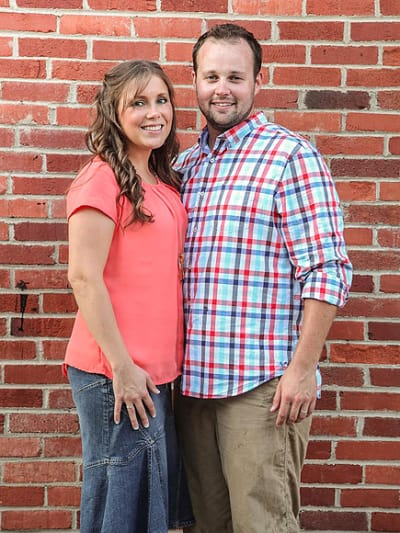 Josh and Anna Duggar Anniversary Photo