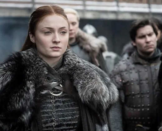 Sansa the Strong