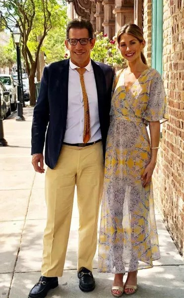 Thomas Ravenel and Ashley Jacobs Together