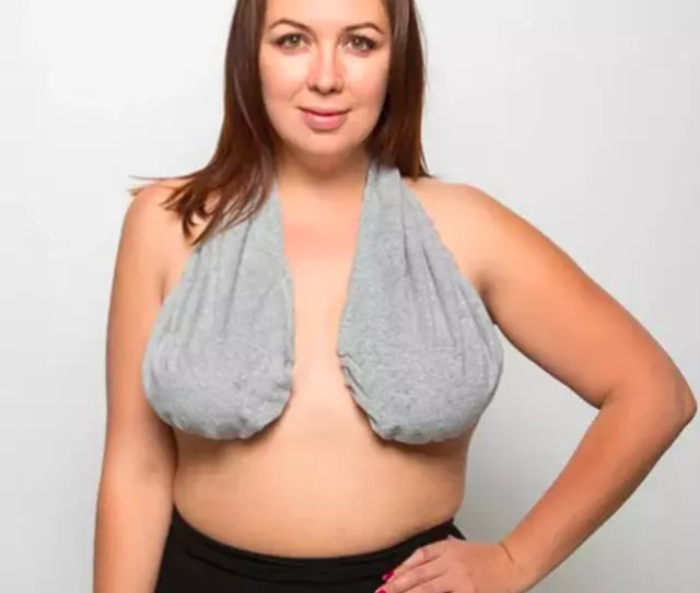 The Item Was Created By Erin Robinson A Person With Breasts Who Says A First Date Was Once Ruined Due To An Influx Of Boob Sweat