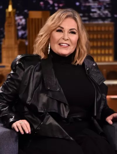 Roseanne Barr on Tonight Show