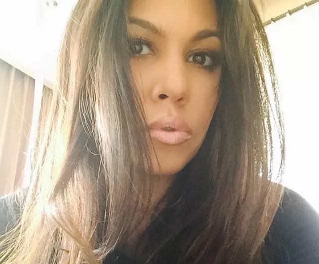 Kourtney Kardashian Instagram Pics: A Kute Kollection ...