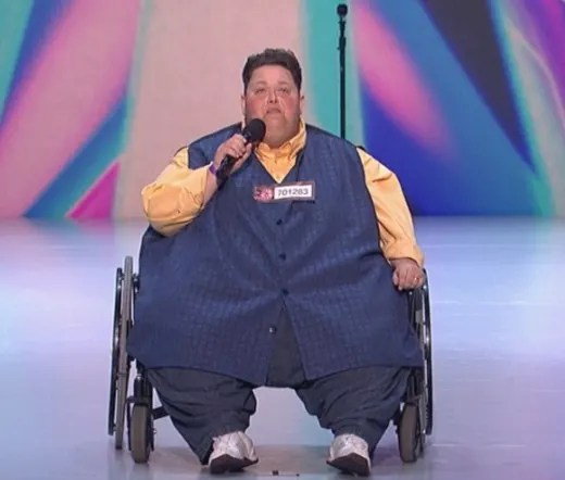 Freddie Combs on The X-Factor