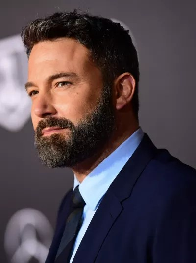 Ben Affleck for Justice League
