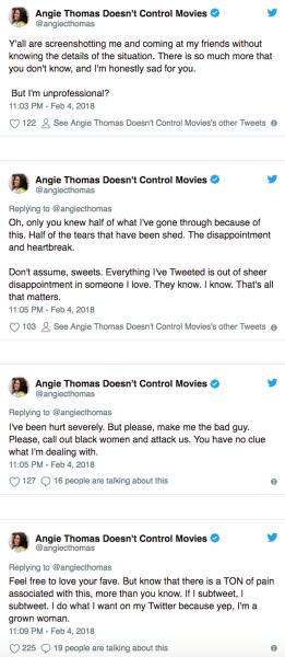 thomas tweets
