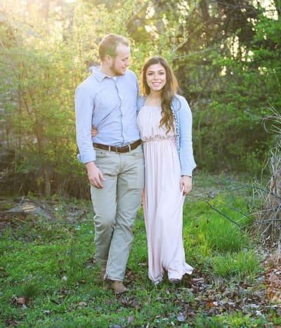 Josiah Duggar and Lauren Swanson Picture