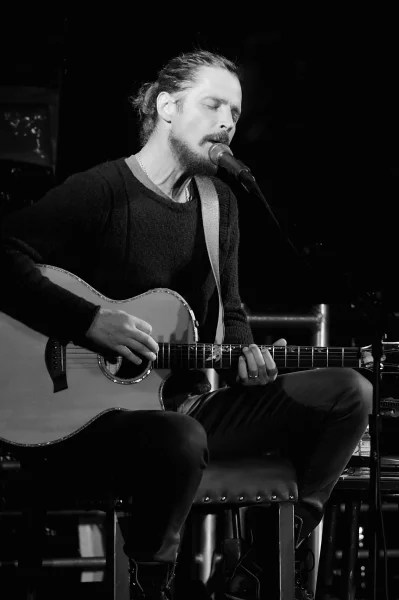 Chris Cornell Photo