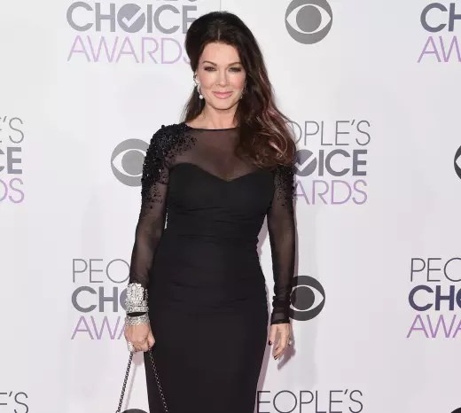 Lisa Vanderpump at People's Choice Awards