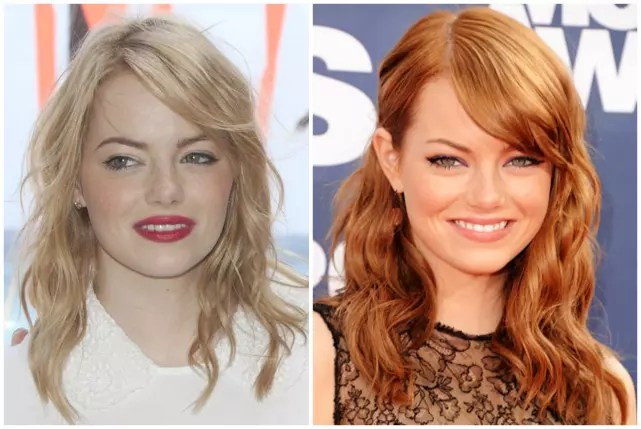 15 Stars Who Fake Their Natural Hair Color