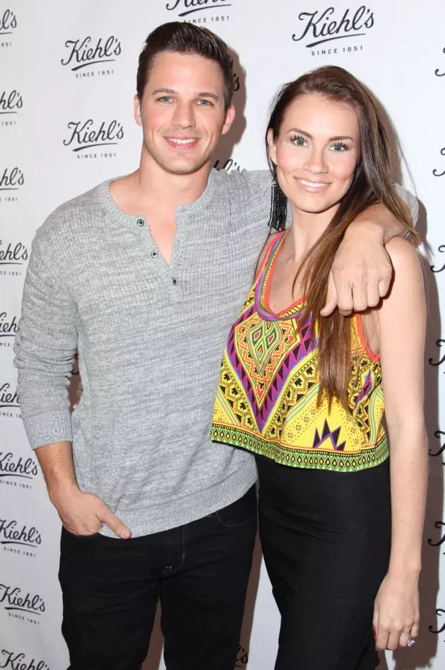 Matt Lanter and Angela Stacy Married  The Hollywood Gossip