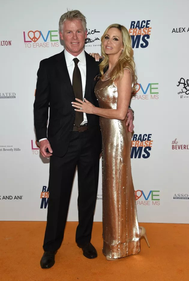 Camille Grammer and David Meyer Married  The Hollywood Gossip