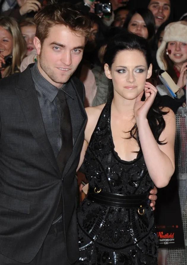Kristen Stewart and Robert Pattinson The Secret Reunion  The Hollywood Gossip