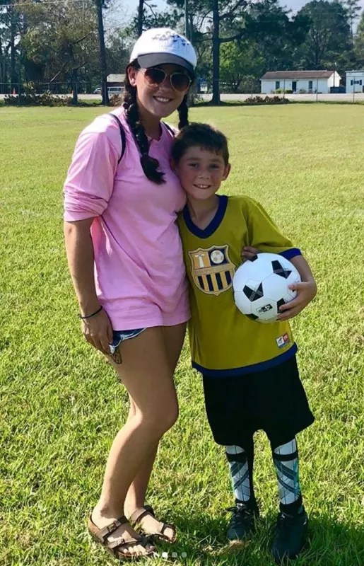 Jenelle evan soccer mom
