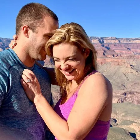 Jon Francetic and Dr. Jessica Griffin: Engaged!