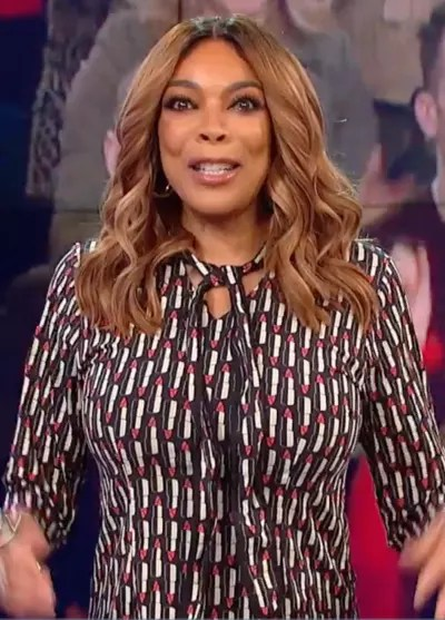 Wendy Williams Opens Show
