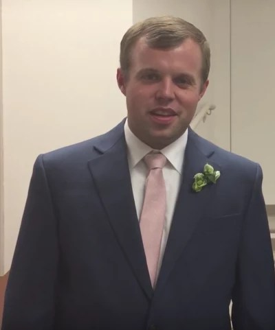 John David Duggar: A Photo