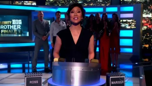 Julie Chen Crowns a Winner