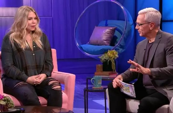 Kailyn lowry with dr drew