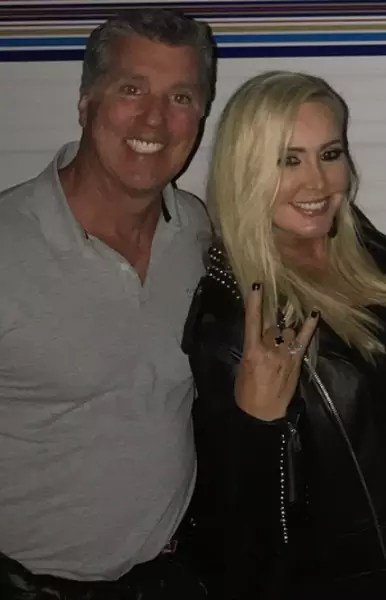 Shannon Beador and Boyfriend Alex