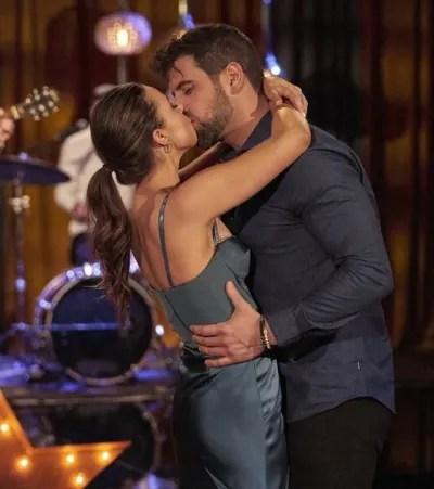 Katie Thurston and Blake Moynes Kiss!