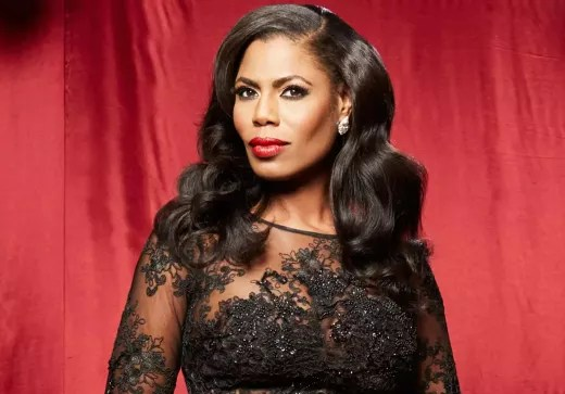Omarosa Is Fierce