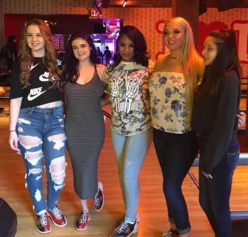 Teen Mom: Young and Pregnant Cast